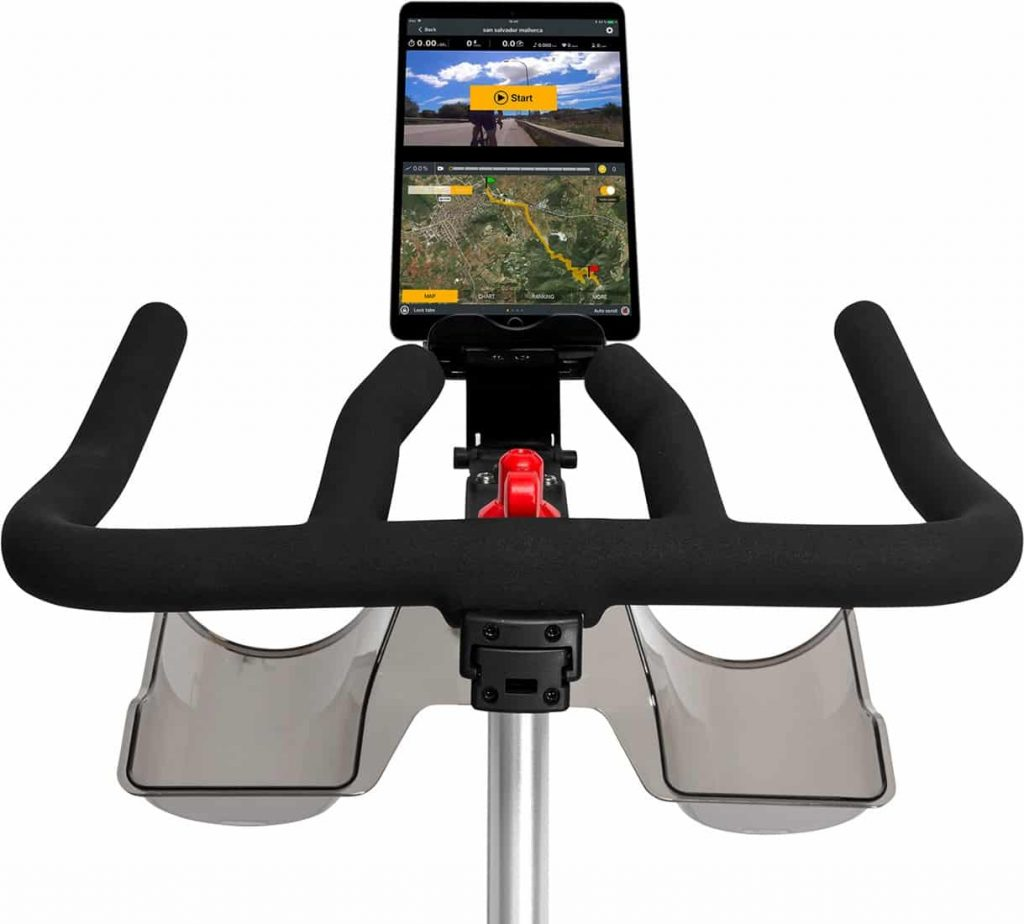 virtufit-indoor-cycle-s2i-spinningfiets-tablethouder